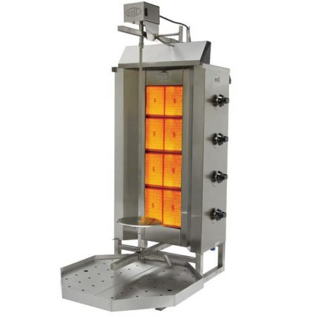 Gas Doner-Grill Machine