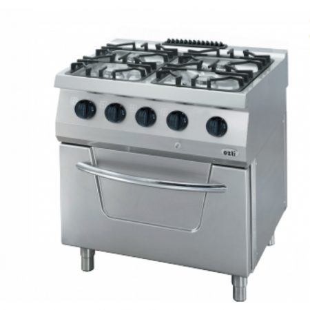 gas cooker 4 burner and oven