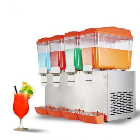 Four Chamber Juice Dispenser